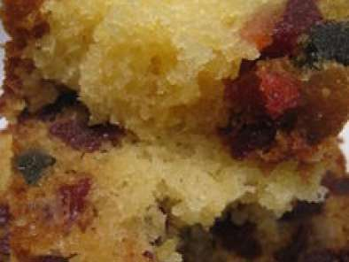 Cake Inratable Fruits Confits