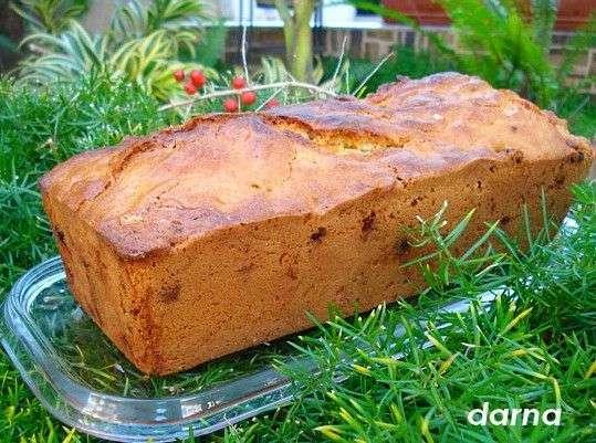Recette Cake Raisins Secs Et Fruits Confits