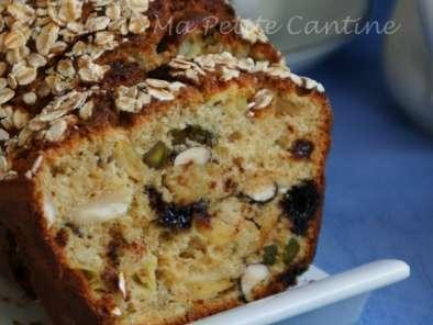 Cake Dietetique Au Fruits Secs