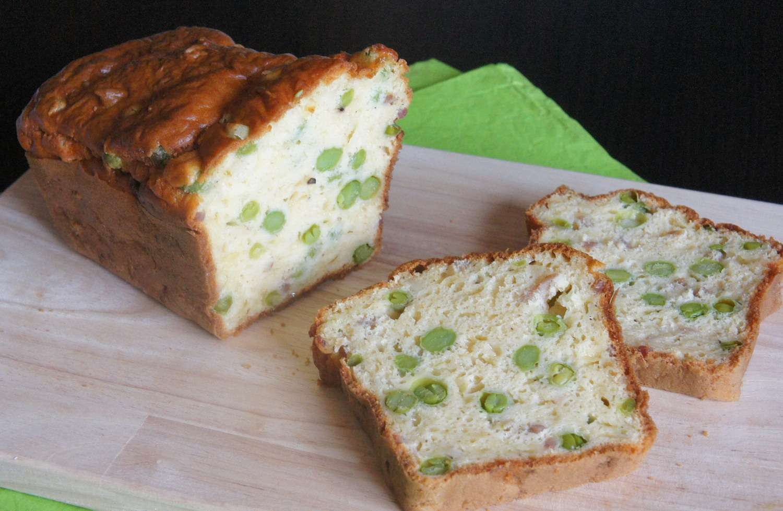 Recettes Faciles Cake Au Jambon Comte