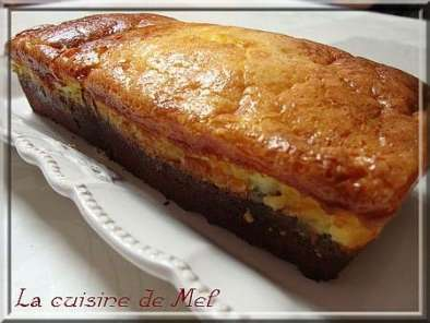 Cake Bi Couche Chocolat Mascarpone