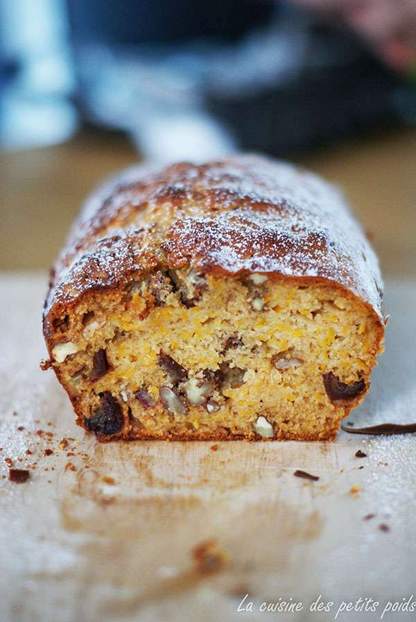 Cake Au Butternut Et Pommes