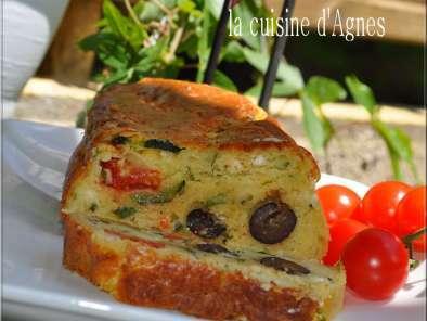 Meilleur Recette De Cake Tomates Cerises Thon