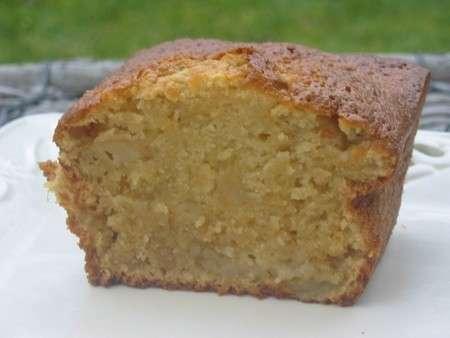 Cake fondant aux pommes et caramel au beurre sal recette - Fondant caramel beurre sale ...