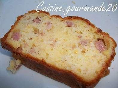 Cake Jambon Et Lardons Recette Ptitchef