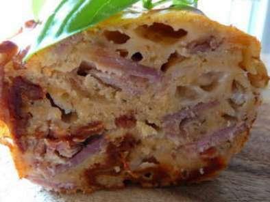 Cake Tomates Sechees Jambon Cru