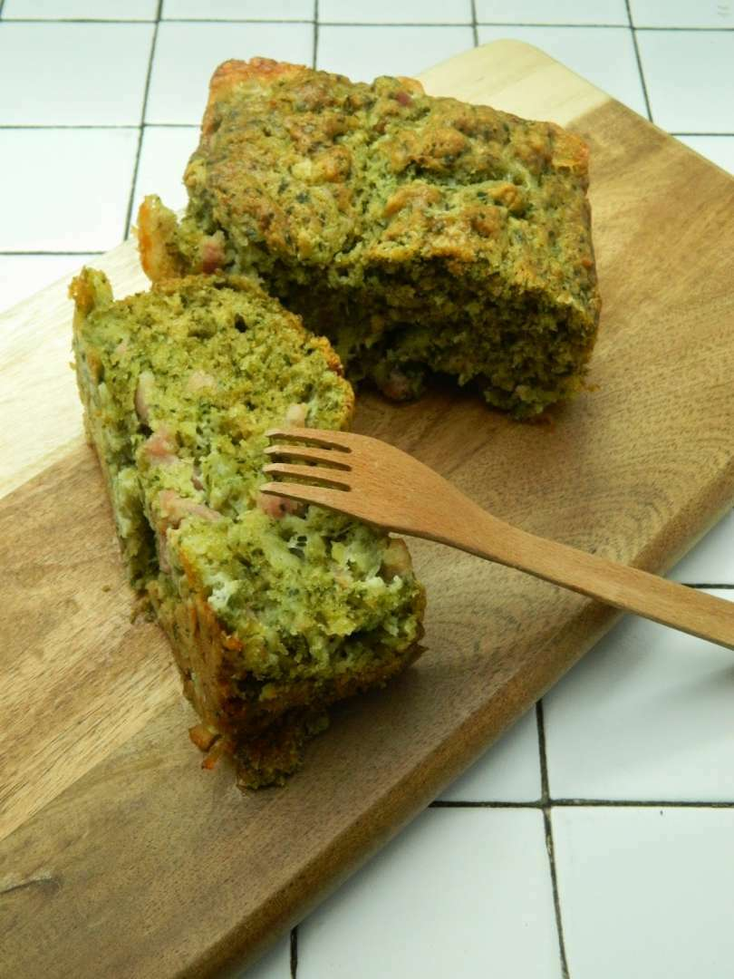Recette Cake Lardons Camembert