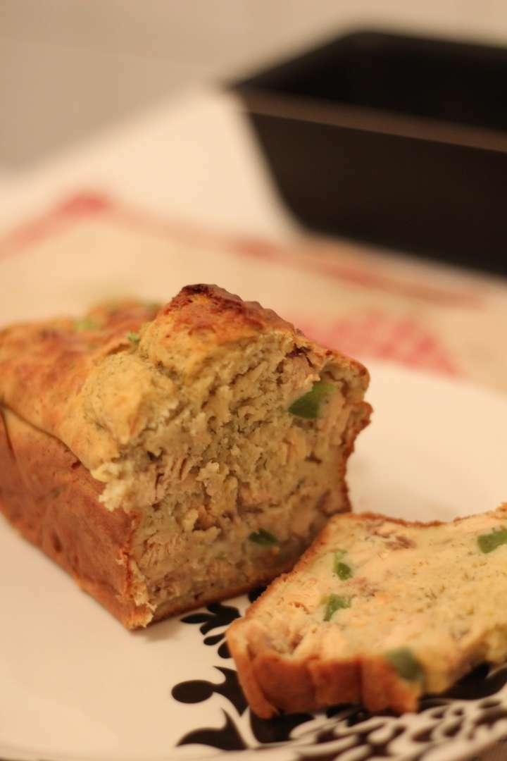 Recette De Cake Thon Poivron