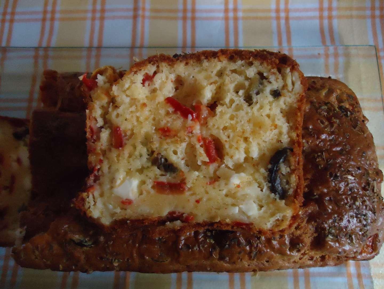 Les Cakes De Sophie Thon Poivrons