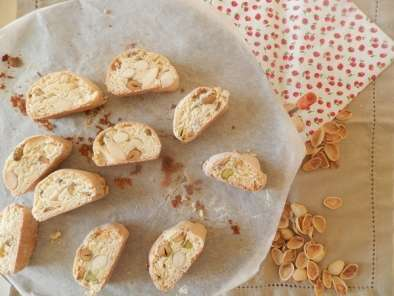 Cantuccini amandes, pistaches & bergamote, Photo 3