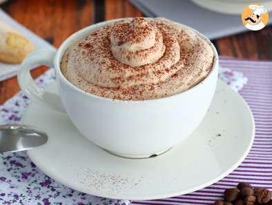 cappuccino glac un dessert d licieux au caf recette ptitchef. Black Bedroom Furniture Sets. Home Design Ideas