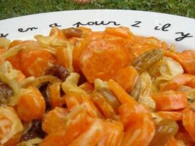 carottes cumin et raisins fa on bonne femme l gumes pour enfant gourmand recette ptitchef. Black Bedroom Furniture Sets. Home Design Ideas