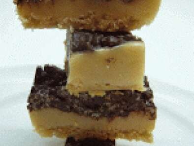 Coffee Toffee Bonbon Squares With Caramel Recipes — Dishmaps
