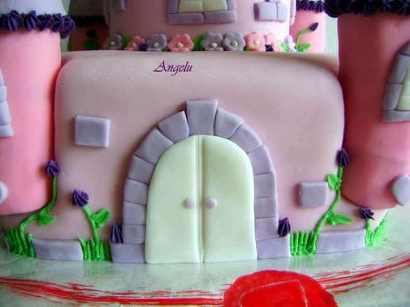 Château De Princesse Princess Castle Cake Recette Ptitchef