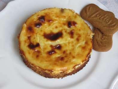 Cheesecake au citron vert et aux spéculoos, Recette Ptitchef