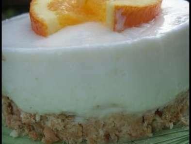 cheesecake au citron vert sans cuisson recette ptitchef. Black Bedroom Furniture Sets. Home Design Ideas
