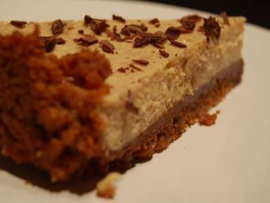 Cheesecake au speculoos et ricotta, Photo 2