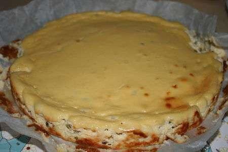 Cheesecake aux fruits de la passion recette ptitchef - Cheesecake fruit de la passion ...