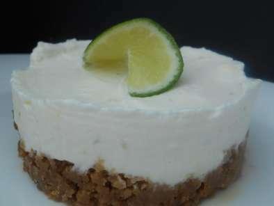 cheesecake citron vert sp culoos sans cuisson recette. Black Bedroom Furniture Sets. Home Design Ideas