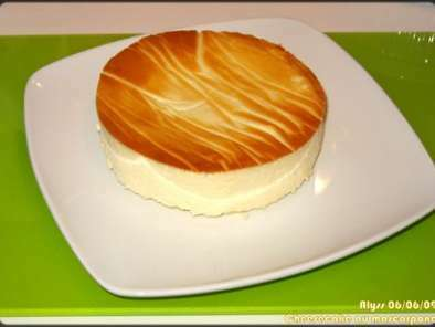 Cheesecake fromage blanc-mascarpone, photo 2