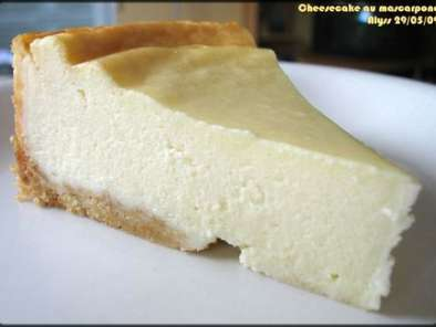 Cheesecake fromage blanc-mascarpone, photo 4