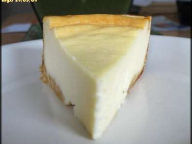 Cheesecake fromage blanc-mascarpone, photo 5