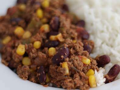 Chili con carne mexicain, Photo 3