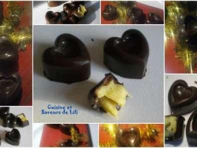 Chocolats Maison Fourres Pistache Recette Ptitchef