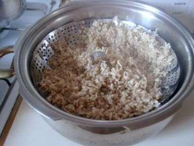 Comment cuire le riz complet recette ptitchef for Cuire a la vapeur