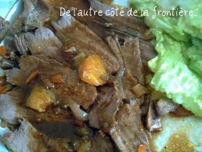 Confit de canard maison sauce l 39 orange recette ptitchef - Confit de canard maison ...