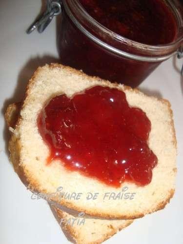Confiture de fraises maison recette ptitchef - Confiture de fraise maison ...