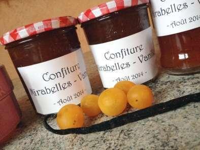 Confiture De Mirabelles à La Vanille Recette Ptitchef