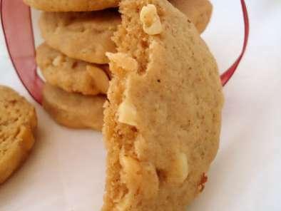 cookies au beurre de cacahu te recette ptitchef. Black Bedroom Furniture Sets. Home Design Ideas