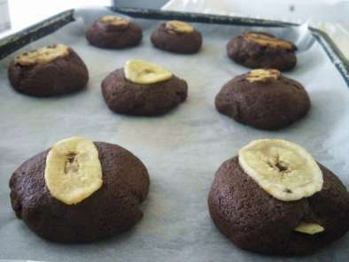 Cookies chocolat banane, Photo 2