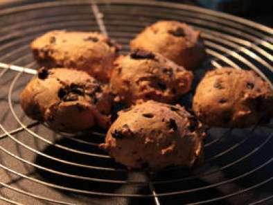 cookies sal s aux olives noires recette ptitchef. Black Bedroom Furniture Sets. Home Design Ideas