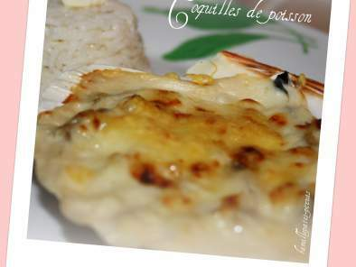 Coquilles de poisson., Photo 3