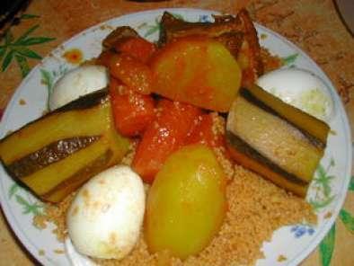 Couscous tunisien recette ptitchef - Recette cuisine couscous tunisien ...
