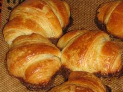Croissants au beurre recette ptitchef - Recette croissant au beurre ...