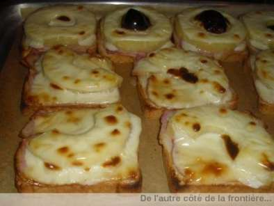 CROQUE-MONSIEUR TROPICAL