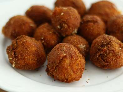 Croquettes de raclette, Photo 2
