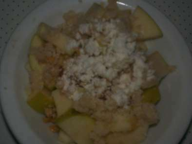 Crumble pomme ramboutan, Photo 2