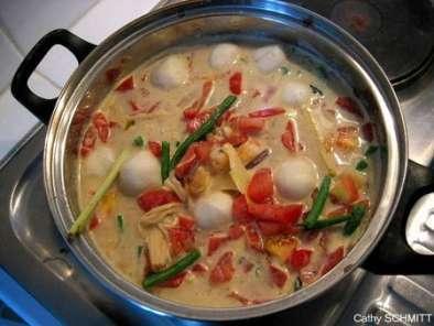 Cuisine asiatique soupe tha pic e aux crevettes - Cuisine thailandaise recette ...