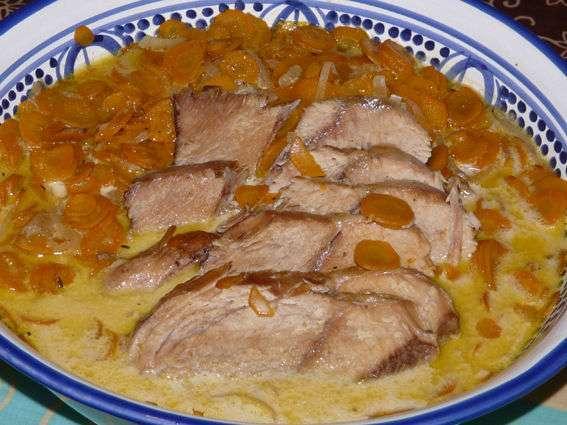 Recette - Rôti de veau au foie gras | 750g