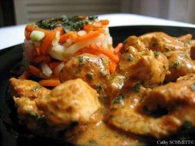cuisine indienne recette du poulet tandoori recette ptitchef. Black Bedroom Furniture Sets. Home Design Ideas