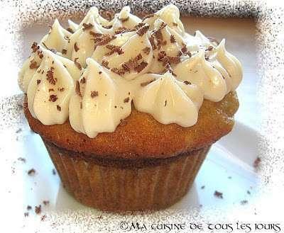 Cupcakes aux bananes gla age au fromage recette ptitchef - Glacage cupcake facile ...