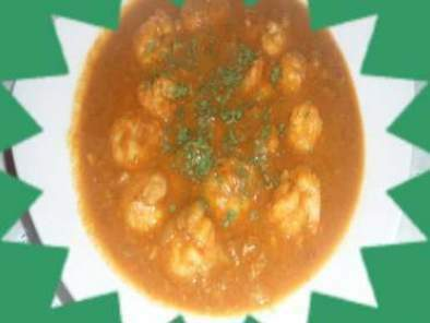 Curry de crevettes thaï, Photo 2