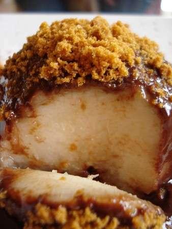 Dessert express la poire recette ptitchef - Recette dessert sans four ...
