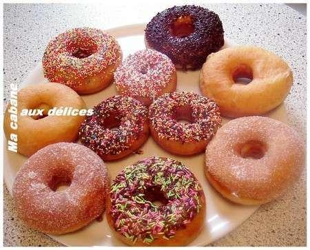 donuts go ter d 39 enfants recette ptitchef. Black Bedroom Furniture Sets. Home Design Ideas