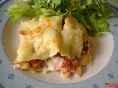 Encore un plat l ger des lasagnes recette ptitchef - Plat facile et leger ...