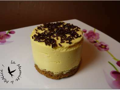 Entremets aux Fruits de la Passion (version individuelle), Photo 2